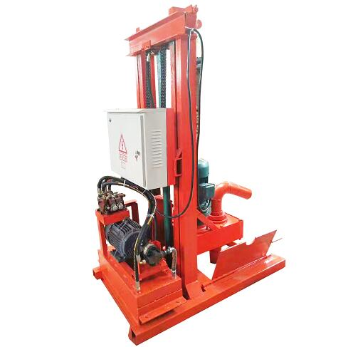 S500D 3-phase motor Drilling Rig