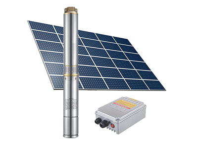 FS3 Solar water pump